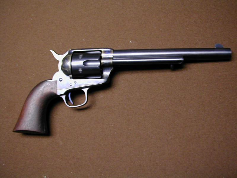 Colt single action restoration and repair